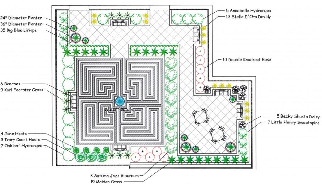 Dublin methodist hospital rooftop healing garden buck for 592 plan
